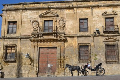 Old district of Cordoba