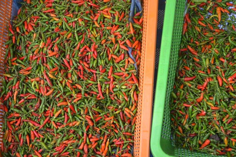 Luang Prabang morning food market