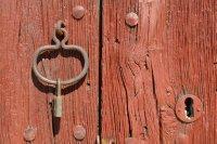 Frigiliana - old doors