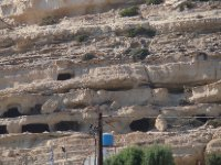 Matala Hippy Caves
