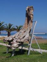 Tree Sculpture in Rethymon (1)