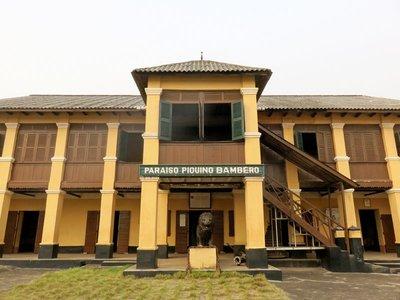 Brazilian House in Benin