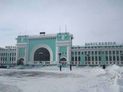 Novosibirsk main station