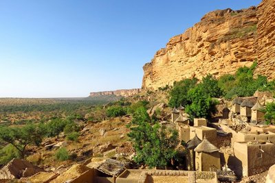 Dogon Escarpment