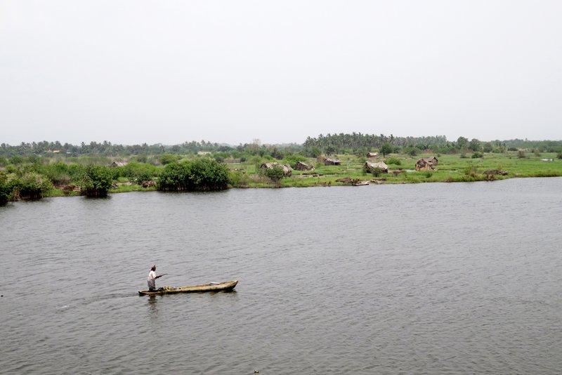 Lagoon Fishing Village