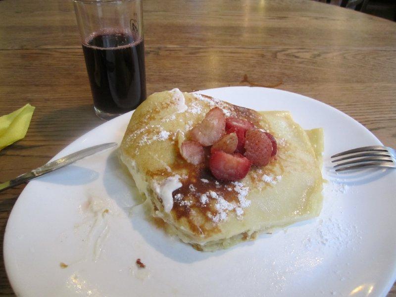 More pancakes