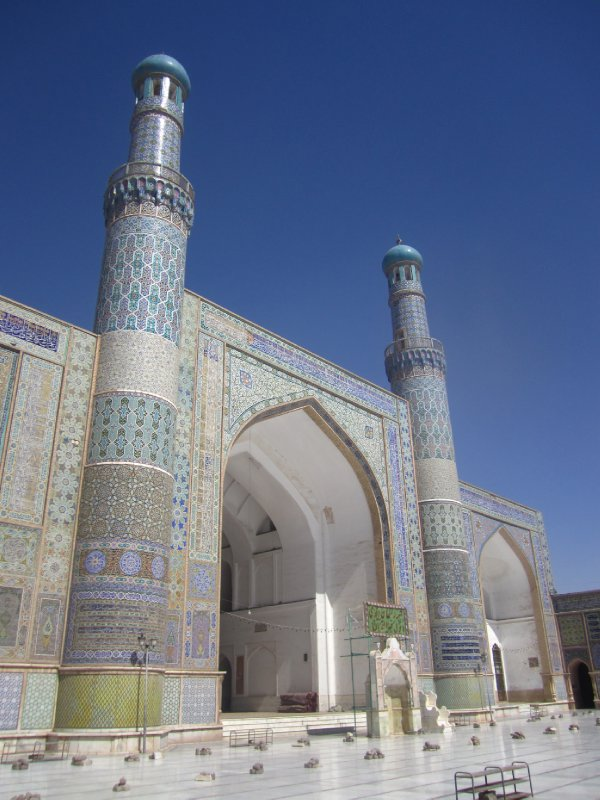 Herat's Friday Mosque