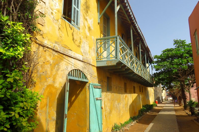 Gorée Colonial House