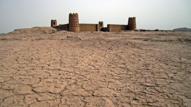 Desert Caravaserai
