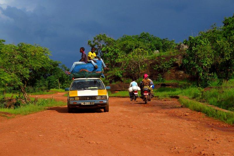 Guinean Public Transport