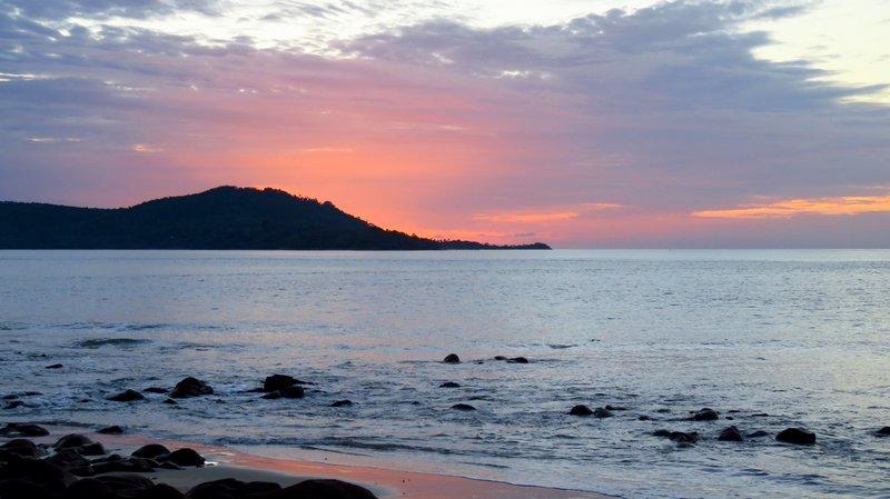 Iles de Los Sunset