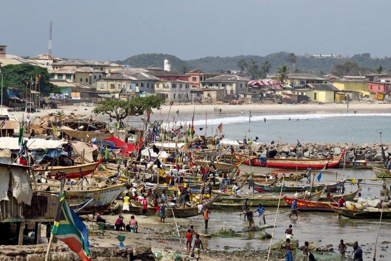 Hectic Harbour