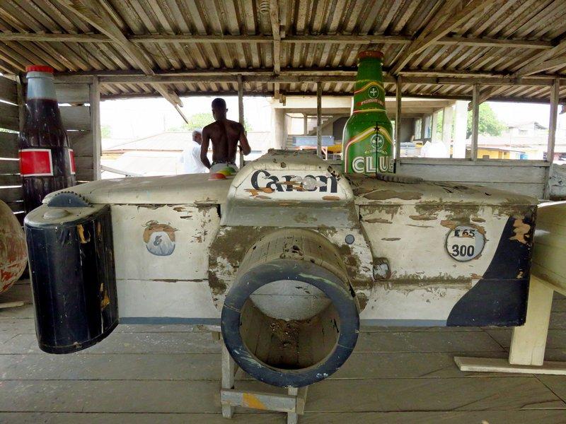 Canon Coffin