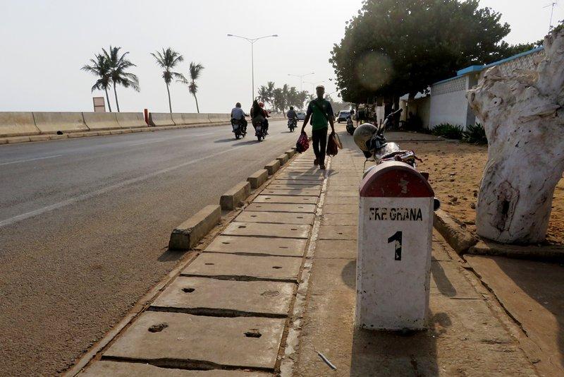 Ghana 1 km