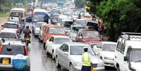 Dar traffic jam