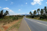 Entering Morogoro Region