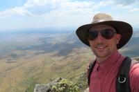 On the top of Zimbabwe