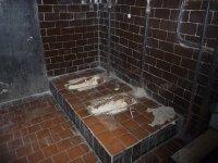 Latrine in Karosta Prison