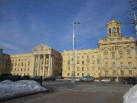 KGB's Headquarter