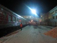 Morning arrival at Nizhny Novgorod