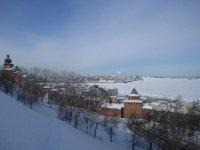 The Volga, Kremlin view