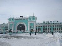 Novosibirsk main station
