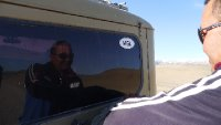 Our Kazakh driver