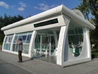 Marble Bus Stop