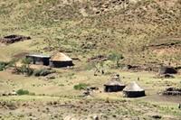 Basotho Village