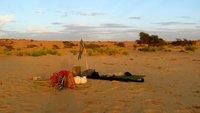 """Desert """"Camp"""""""