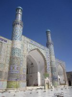 Herat's Friday Mosque