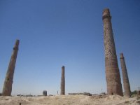 The Last Four Baiqala Minarets