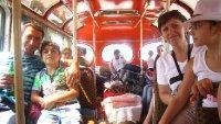 Armenian Family Bus Trip