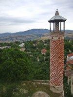 View from Shushi Minaret