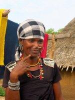 'Traditional' Bedik woman