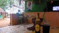 Glass-bottled Guinness