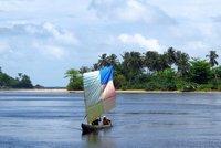 Harber fishing boat