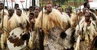 King at Incwala