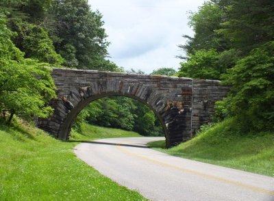 Little bridge in the Parkway