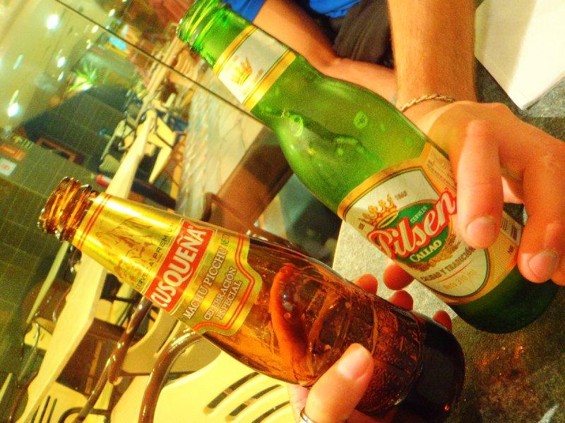 Last Peruvian Beer