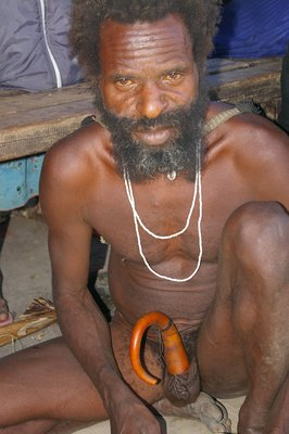 papua gynea naked male