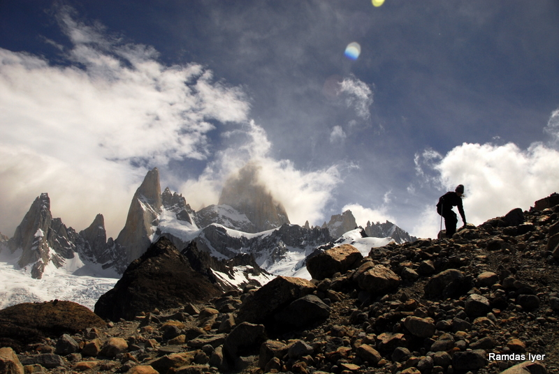 Mt.Fitzroy Base Camp, Patagonia- Ram Iyer