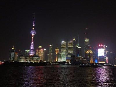 New Shanghai Skyline