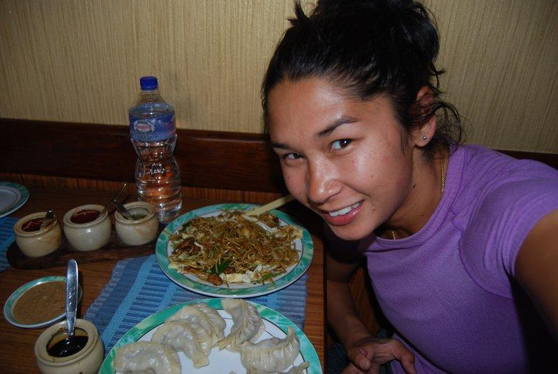 Dinner at The Oriental Kitchen