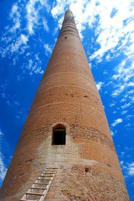Gutlug Timur Minaret, Konye Urgench
