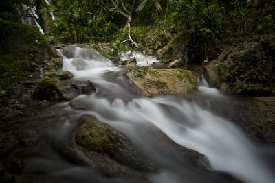 Waterfall, Pentecost Island
