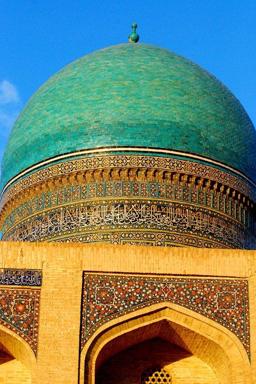 Bibi Hanim Mosque, Samarkand