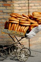 Bread shop, Tashkent