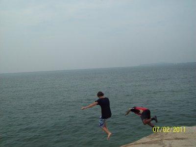 The Jump - Cherating, Malaysia