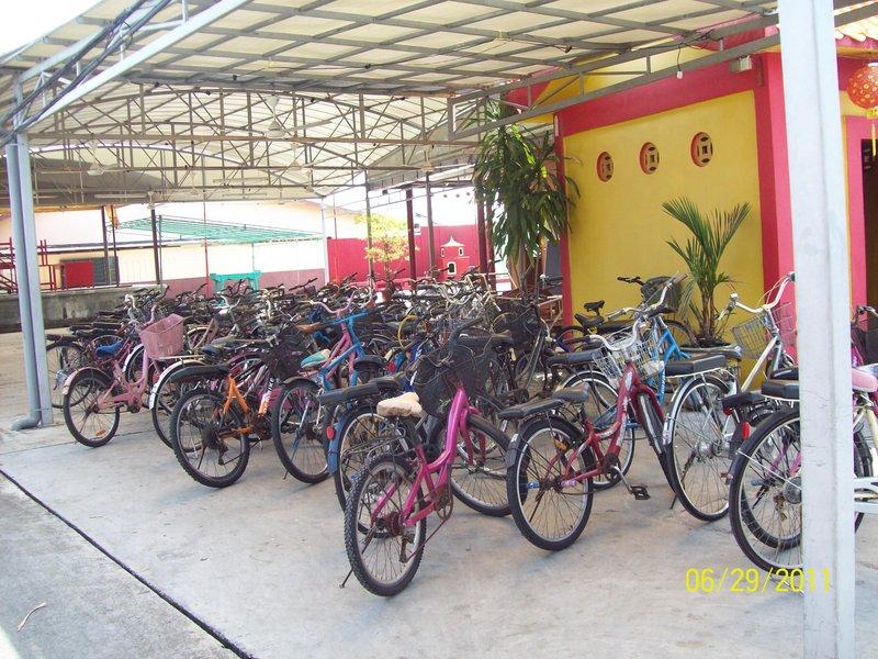 Transportation around Pulau Ketam, Malaysia